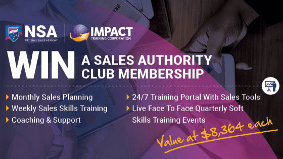 Sales Authority Club