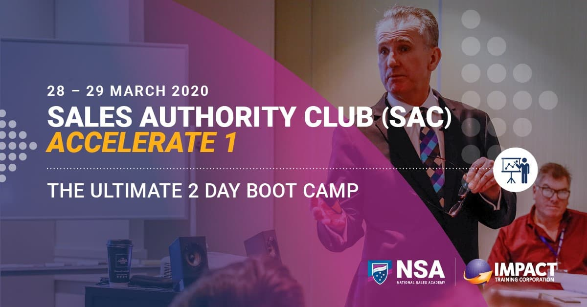 Accelerate 1 Boot Camp